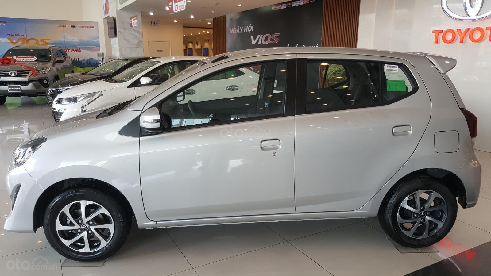Sở hữu xe Toyota Wigo nhập khẩu chỉ với 80 triệu đồng, xe đủ màu giao ngay, hotline 0987404316-3