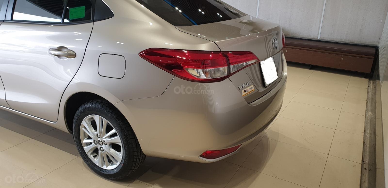 Toyota Vios 1.5E số sàn giao ngay, chiết khấu tiền mặt, tặng gói phụ kiện chính hãng, hỗ trợ mua trả góp 85% giá trị xe-3
