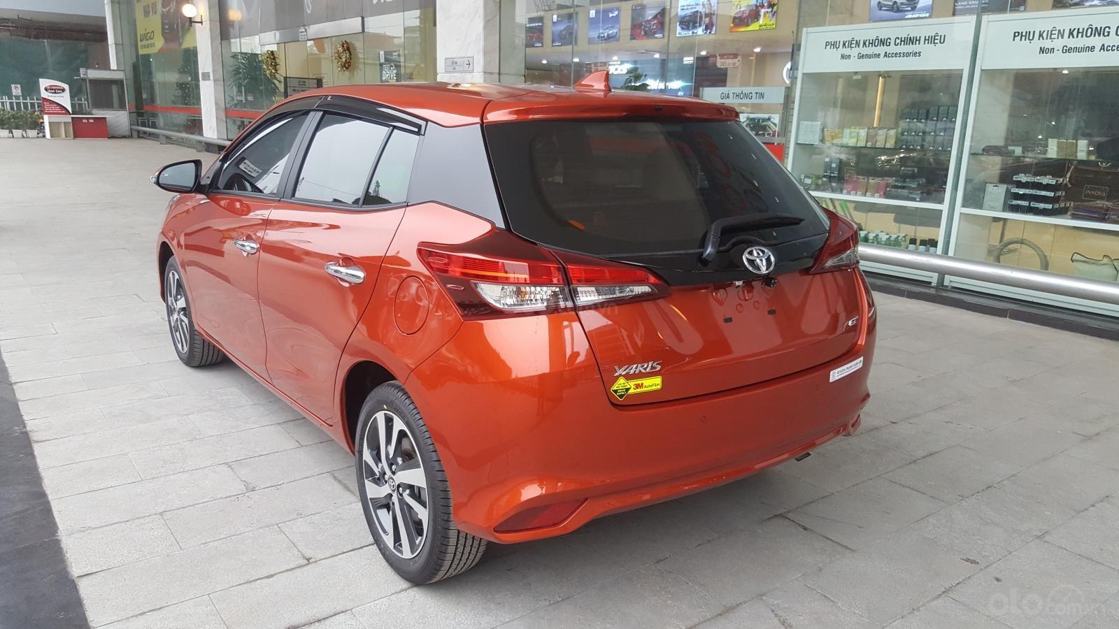 Bán Toyota Yaris nhập khẩu giao ngay, chiết khấu tiền mặt, hỗ trợ mua trả góp-2
