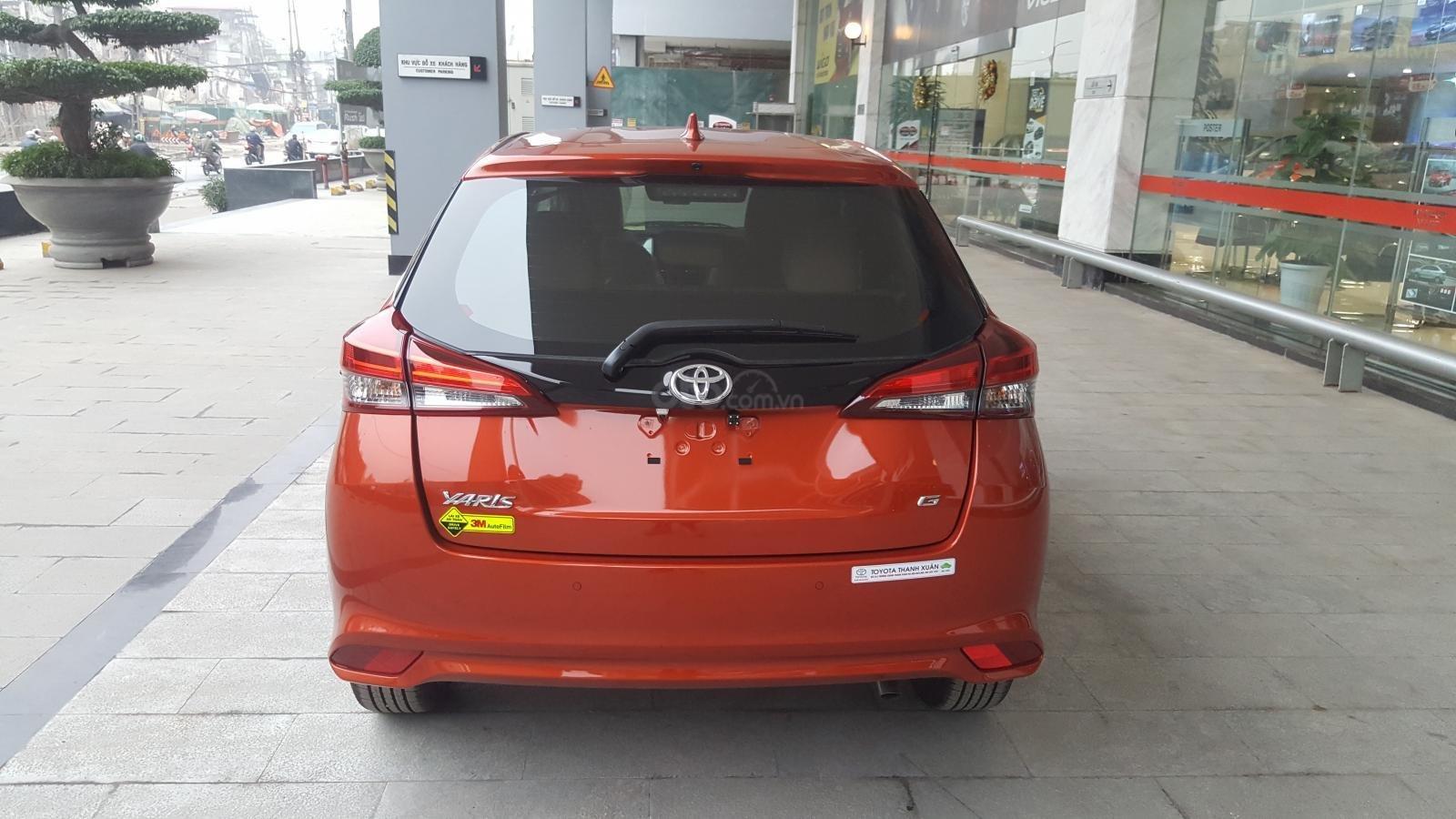 Bán Toyota Yaris nhập khẩu giao ngay, chiết khấu tiền mặt, hỗ trợ mua trả góp-3