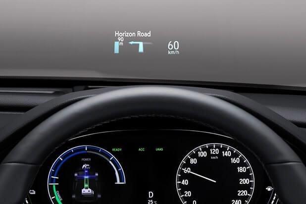So sánh Toyota Camry 2019 và Honda Accord về vô-lăng và ghế ngồi 10