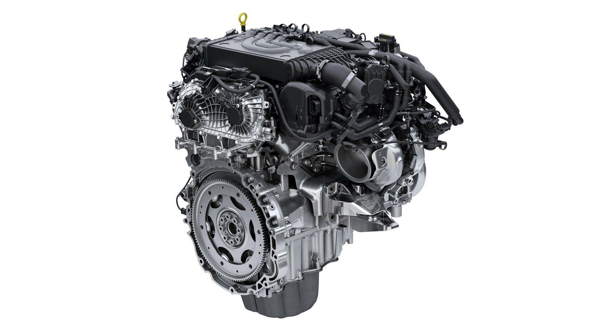 Động cơ mới của Range Rover 2019