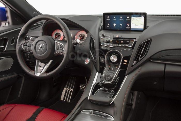 Acura RDX 2020 mới vẫn giữ nguyên lối thiết kế thân thuộc