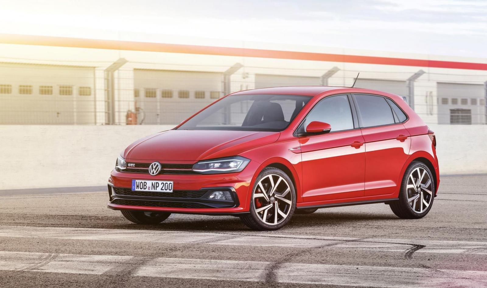 Giá xe Volkswagen Polo cũ