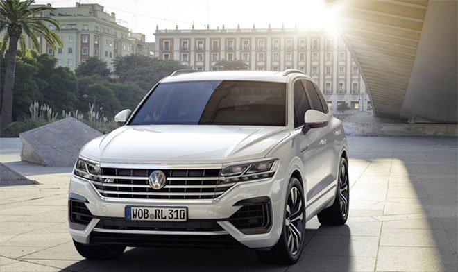 Giá xe Volkswagen Tiguan cũ