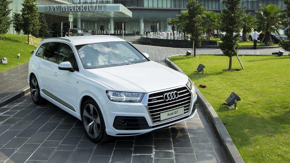 Loạt xe Audi dính lỗi phải triệu hồi tại Việt Nam a2