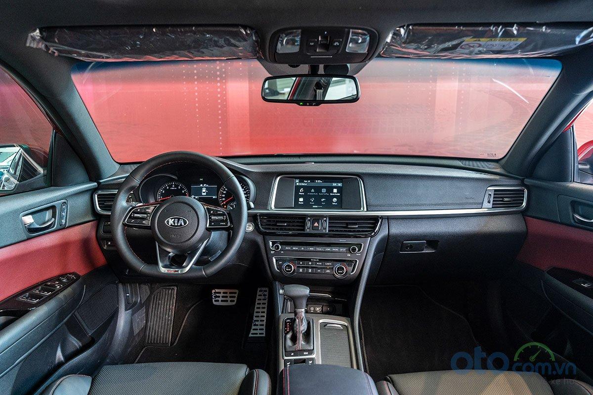 Giá xe Kia Optima 2019 a6