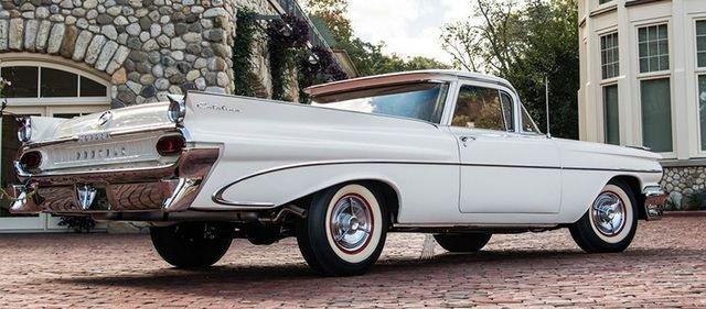 Bán tải 1959 EL Elaladina Pontiac