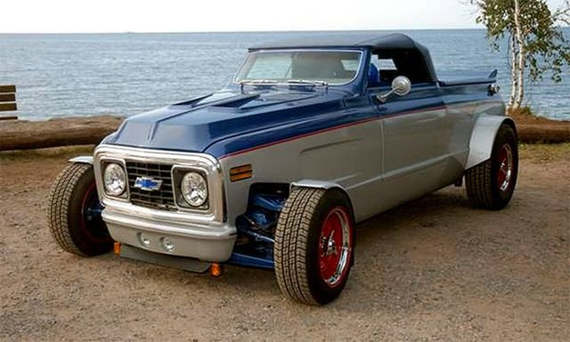 Chevrolet Pick-up Roadster Rodster Hot