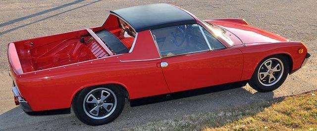 Bán tải Porsche Pick-up 914