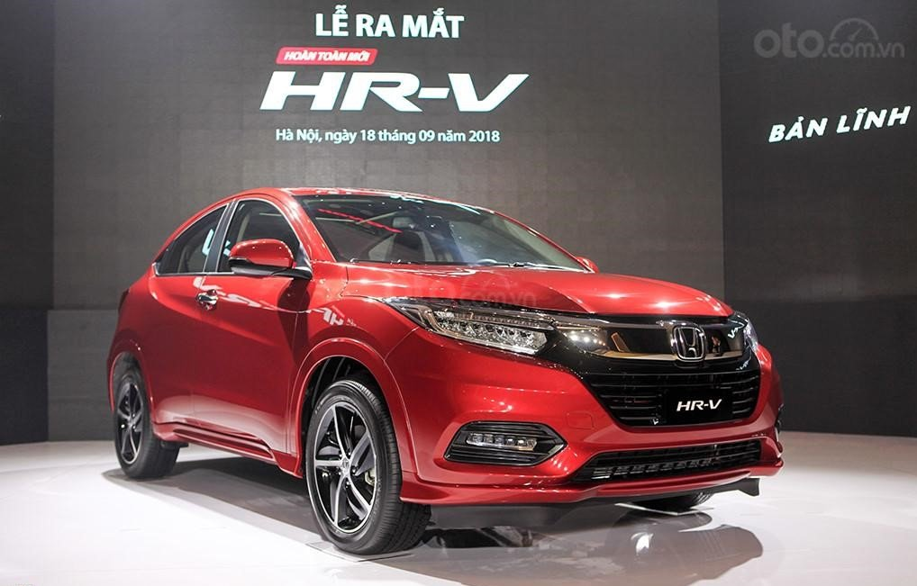 Giá xe Honda HR-V trong tháng 5/2019