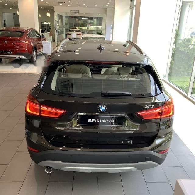 Bán xe BMW X1 sản xuất 2018, màu đen, xe nhập-1