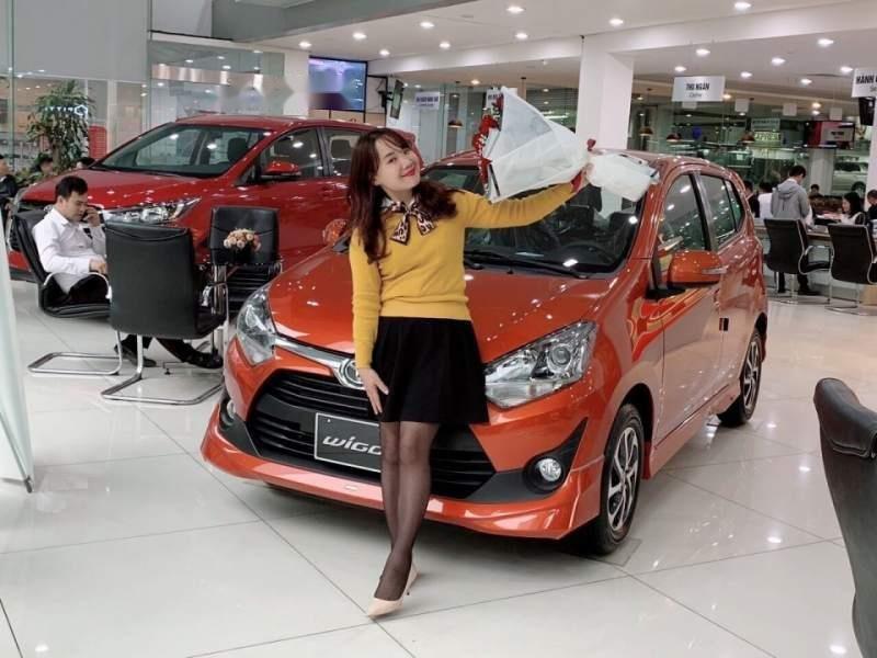 Bán ô tô Toyota Wigo năm 2019, nhập khẩu, giá cạnh tranh (2)