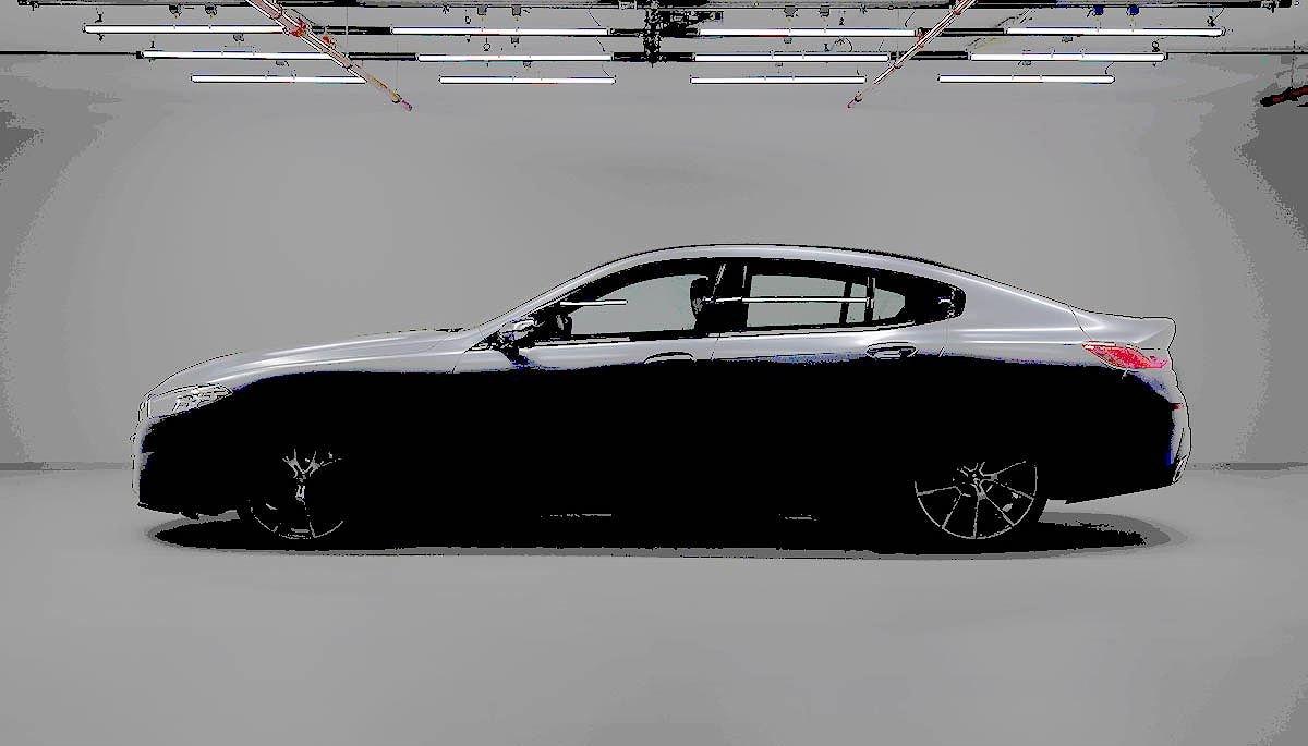 """BMW 8 Series Gran Coupe 2020 """"nhá hàng"""", hâm nóng không khí trước ngày ra mắt a2"""