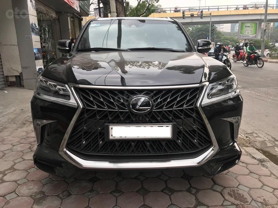 MT Auto bán Lexus LX 570S Super Sport SX 2018, xe tên công ty XHĐ cao, màu đen. LH em Hương 0945392468-0