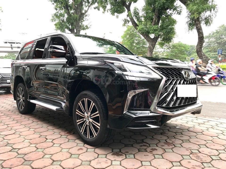 MT Auto bán Lexus LX 570S Super Sport SX 2018, xe tên công ty XHĐ cao, màu đen. LH em Hương 0945392468-1