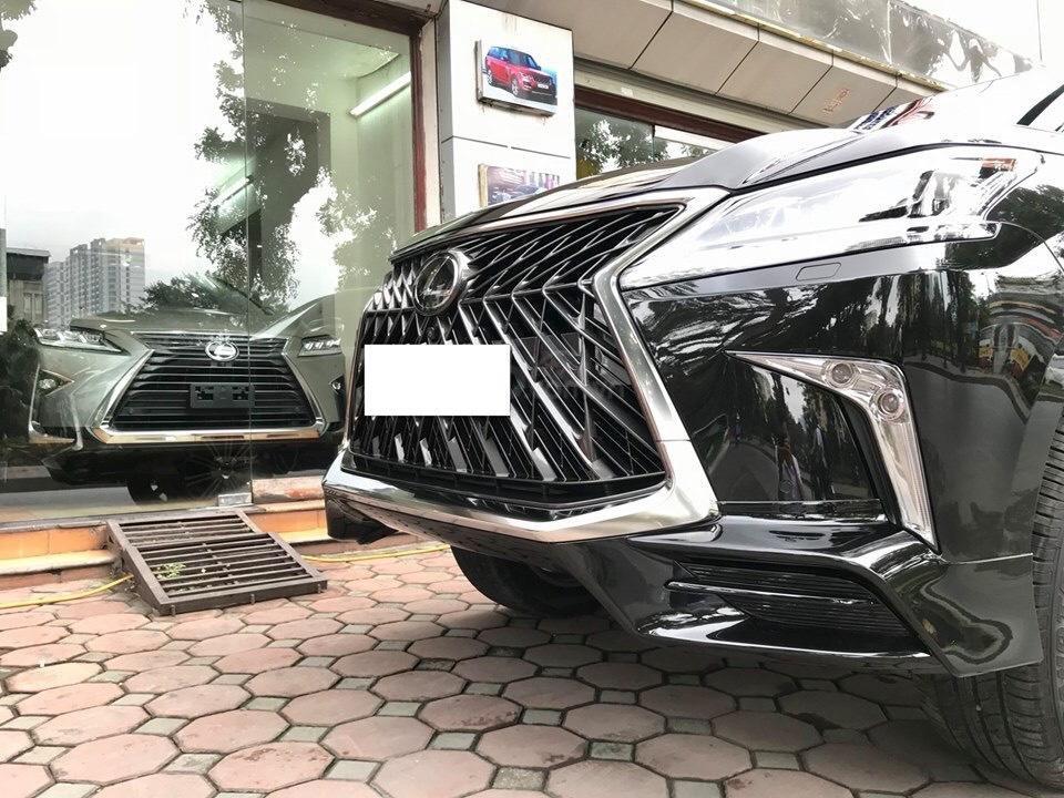 MT Auto bán Lexus LX 570S Super Sport SX 2018, xe tên công ty XHĐ cao, màu đen. LH em Hương 0945392468-3