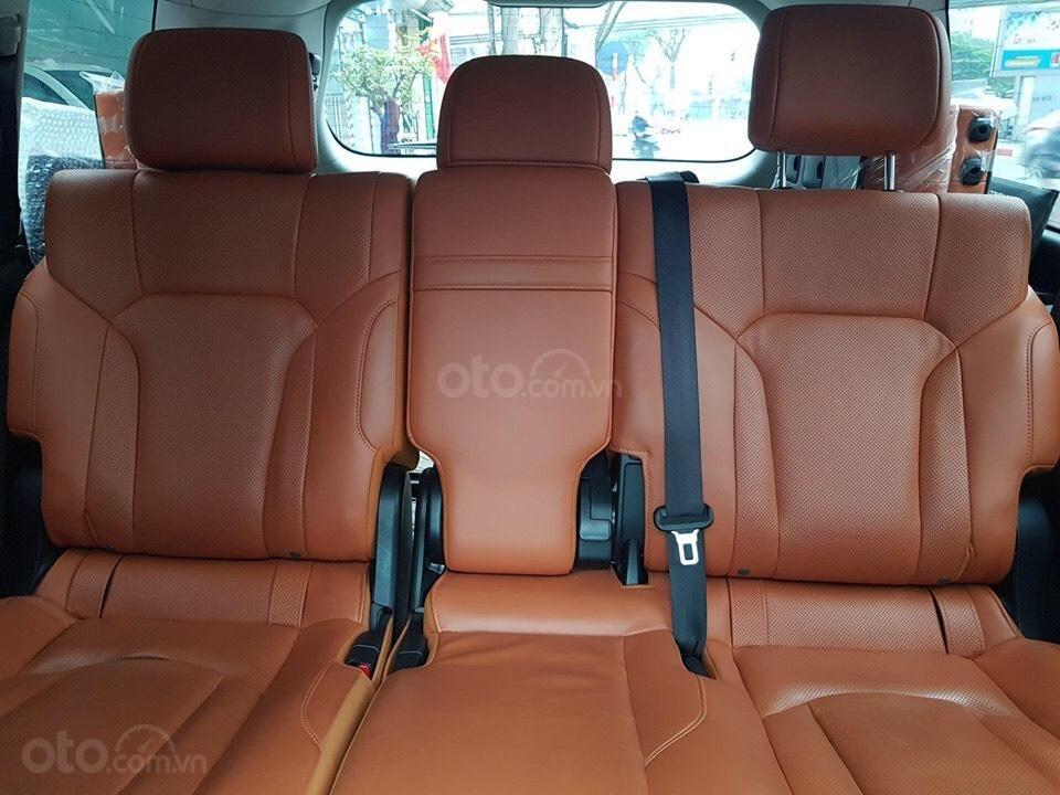 MT Auto bán Lexus LX 570S Super Sport SX 2018, xe tên công ty XHĐ cao, màu đen. LH em Hương 0945392468-5