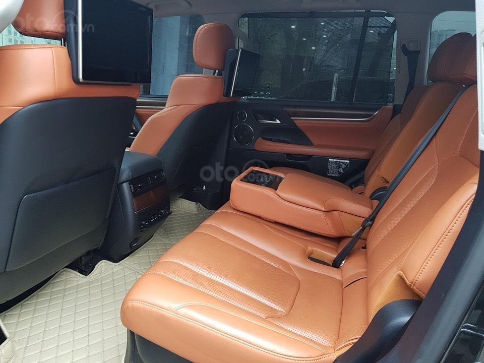 MT Auto bán Lexus LX 570S Super Sport SX 2018, xe tên công ty XHĐ cao, màu đen. LH em Hương 0945392468-4