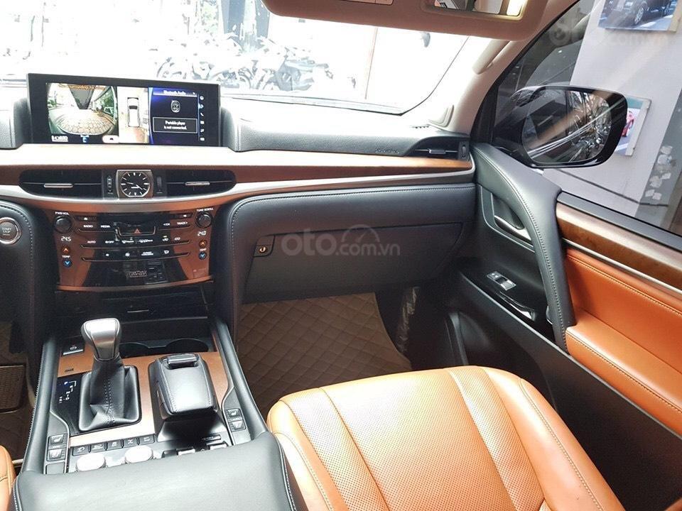 MT Auto bán Lexus LX 570S Super Sport SX 2018, xe tên công ty XHĐ cao, màu đen. LH em Hương 0945392468-7