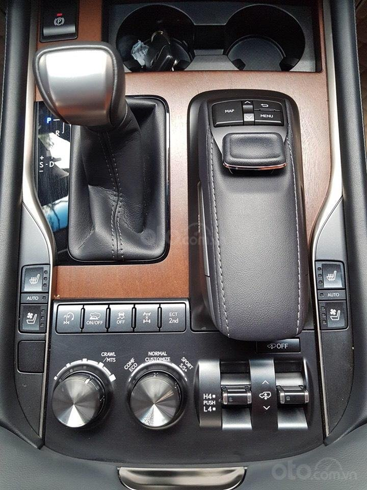 MT Auto bán Lexus LX 570S Super Sport SX 2018, xe tên công ty XHĐ cao, màu đen. LH em Hương 0945392468-9