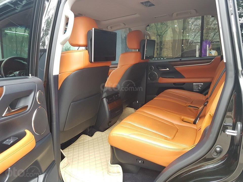 MT Auto bán Lexus LX 570S Super Sport SX 2018, xe tên công ty XHĐ cao, màu đen. LH em Hương 0945392468-15