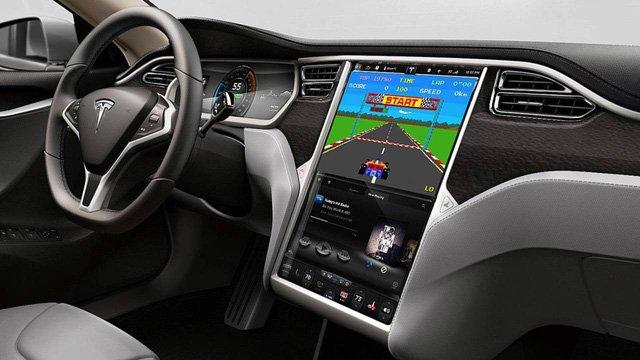 Tesla, BMW dẫn đầu top xe có hệ thống giải trí tiện dụng nhất.