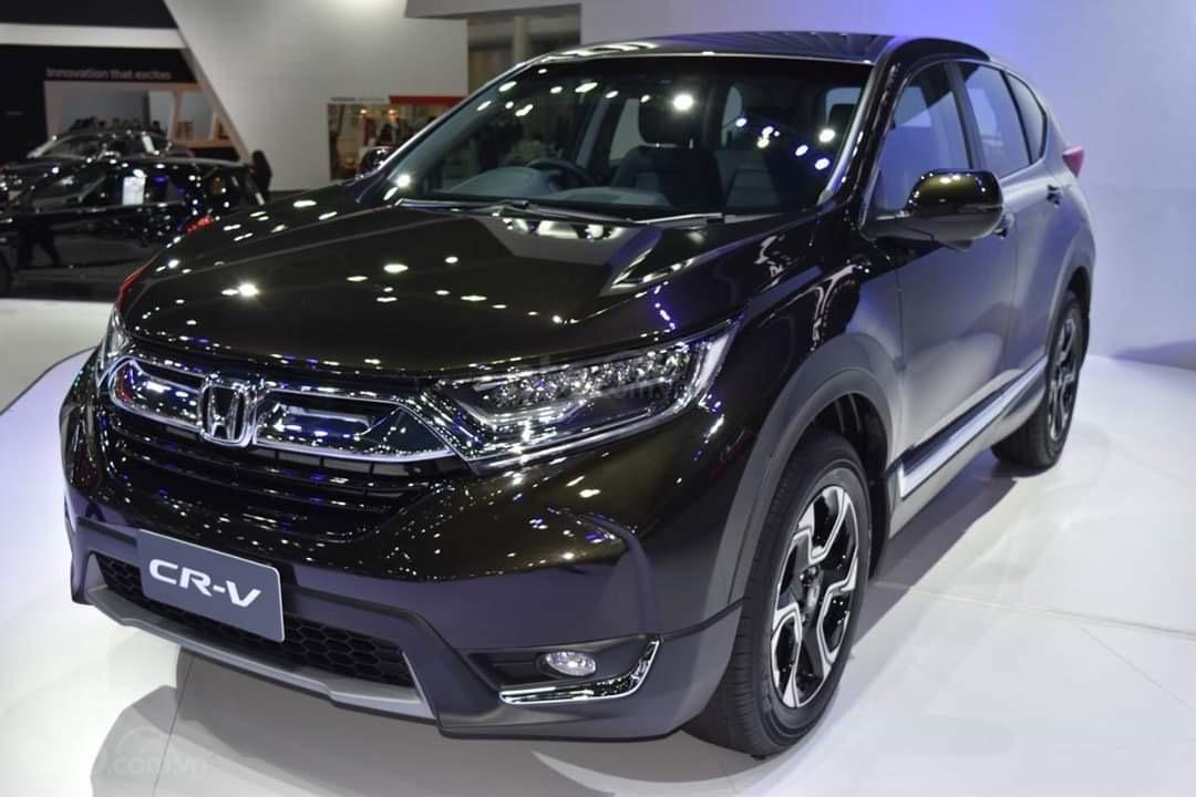 Bán Honda CR-V màu xanh. Gọi ngay nhận báo giá và quà tặng siêu hấp dẫn - Xe giao ngay - LH 0933.683.056-1