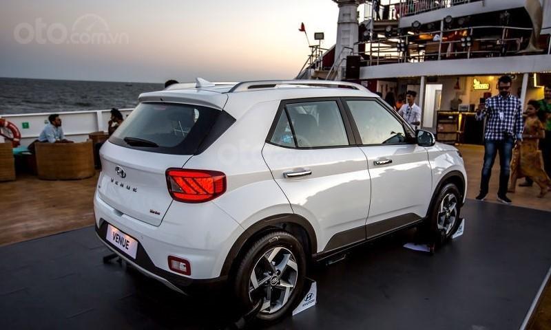 Hyundai Venue bản Ấn.