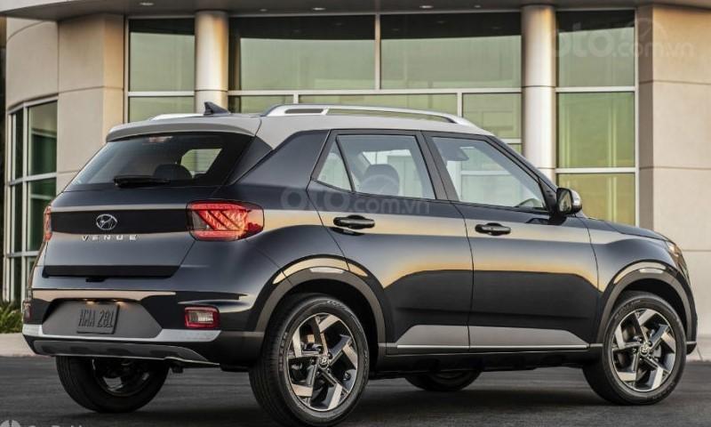 Hyundai Venue bản Mỹ.