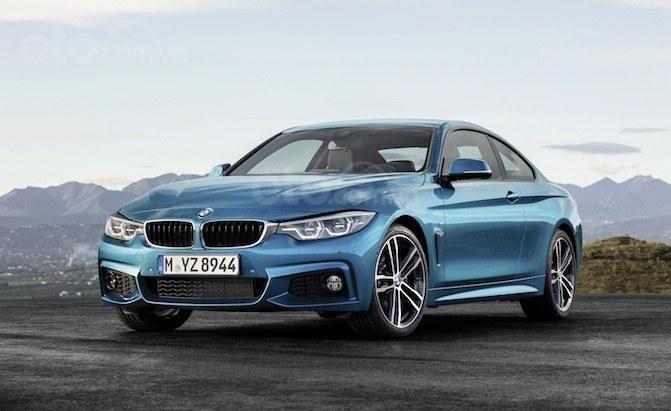 Top 10 mẫu Coupe AWD tốt nhất - BMW 4 vẫn giữ thế mạnh