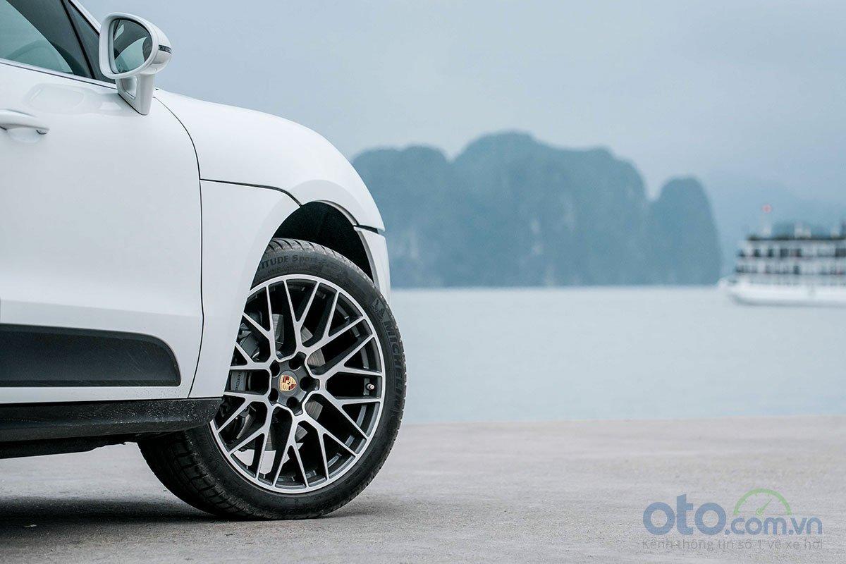 Đánh giá xe Porsche Macan 2019