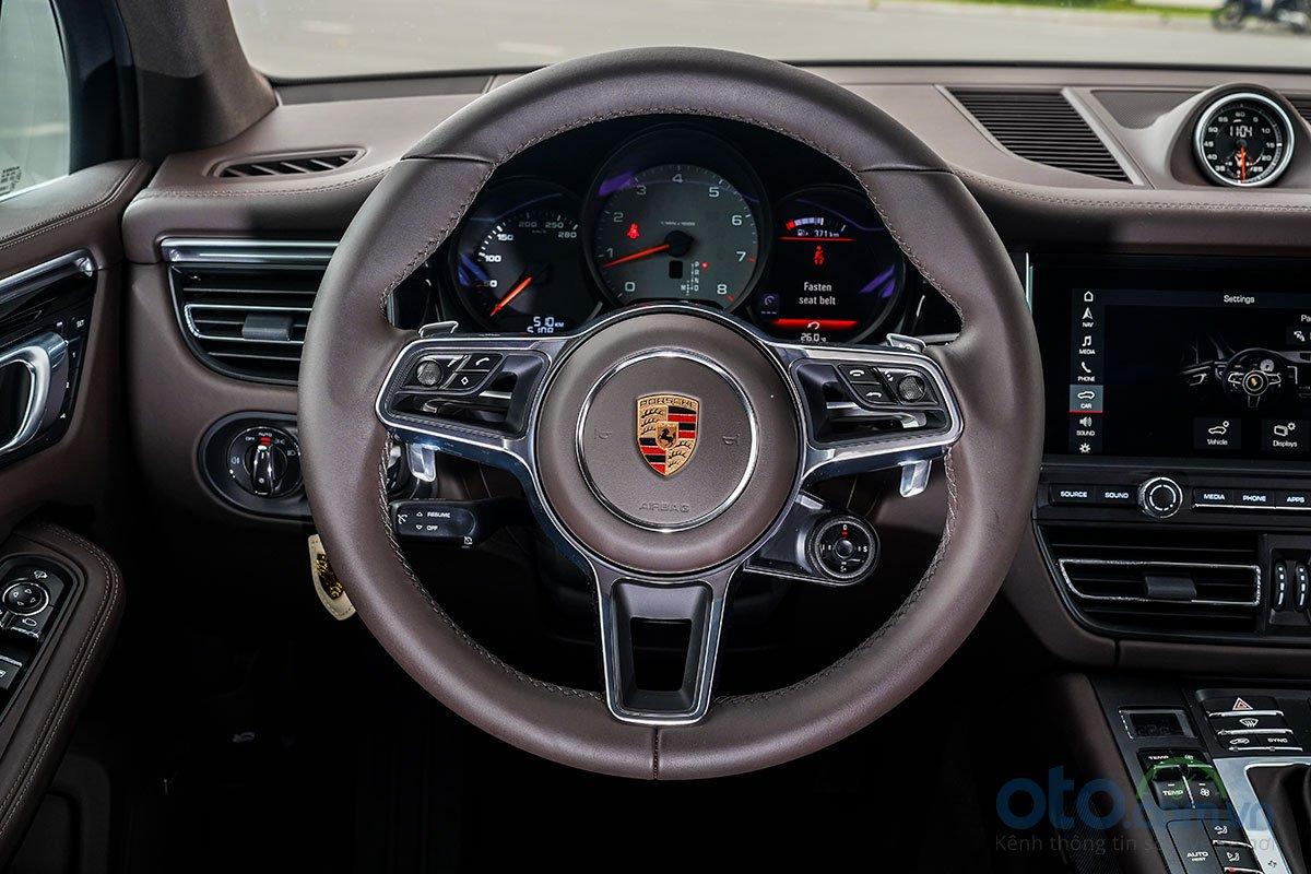 Đánh giá xe Porsche Macan S 2019