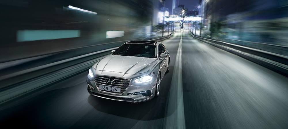 Hyundai Grandeur 2019 bất ngờ xuất hiện tại Việt Nam, thay thế Sonata? a2