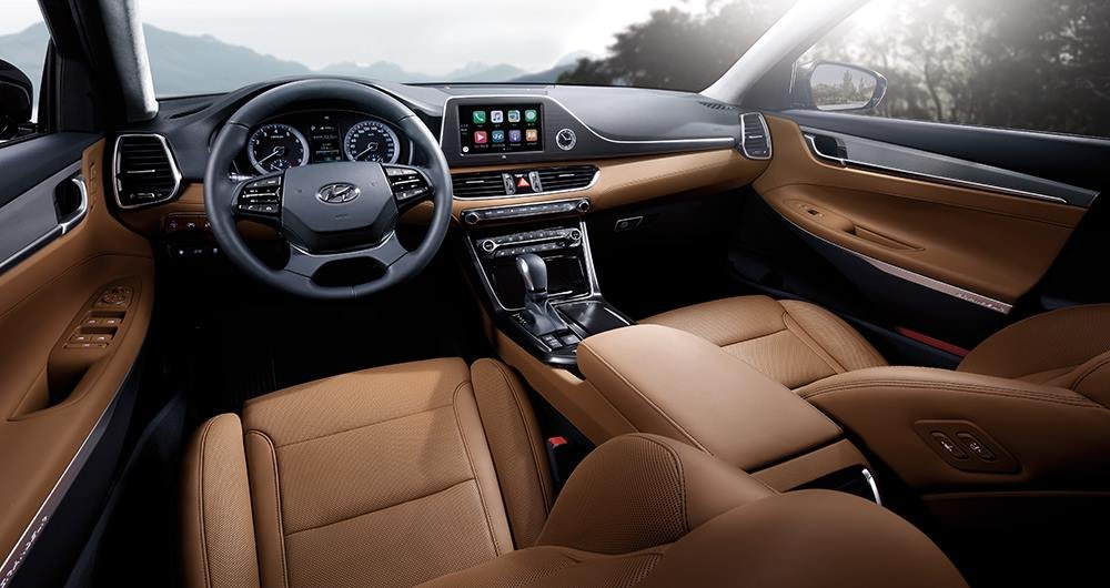 Hyundai Grandeur 2019 bất ngờ xuất hiện tại Việt Nam, thay thế Sonata? a3