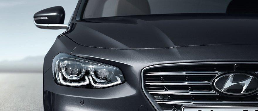 Hyundai Grandeur 2019 bất ngờ xuất hiện tại Việt Nam, thay thế Sonata? a11