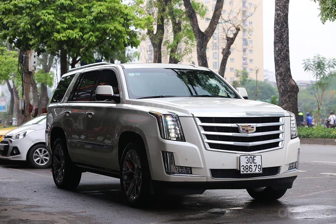 Cần bán Cadillac Escalade đời 2016, màu trắng, nhập khẩu-2