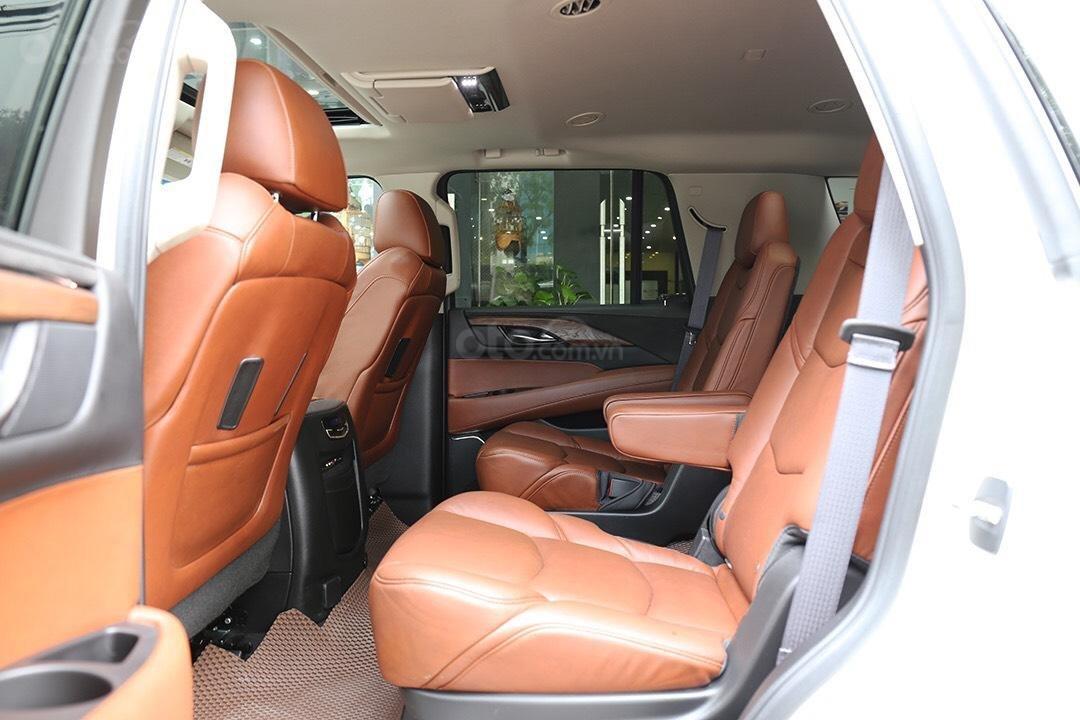 Cần bán Cadillac Escalade đời 2016, màu trắng, nhập khẩu-6