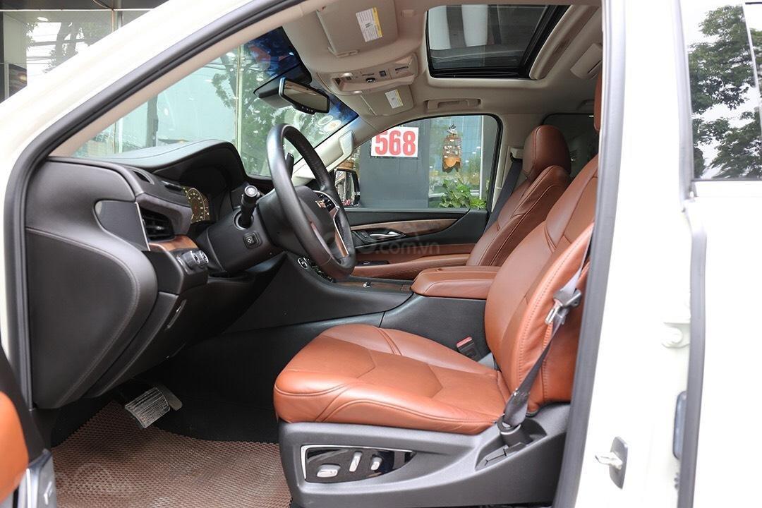 Cần bán Cadillac Escalade đời 2016, màu trắng, nhập khẩu-5