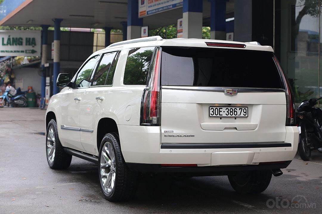 Cần bán Cadillac Escalade đời 2016, màu trắng, nhập khẩu-3