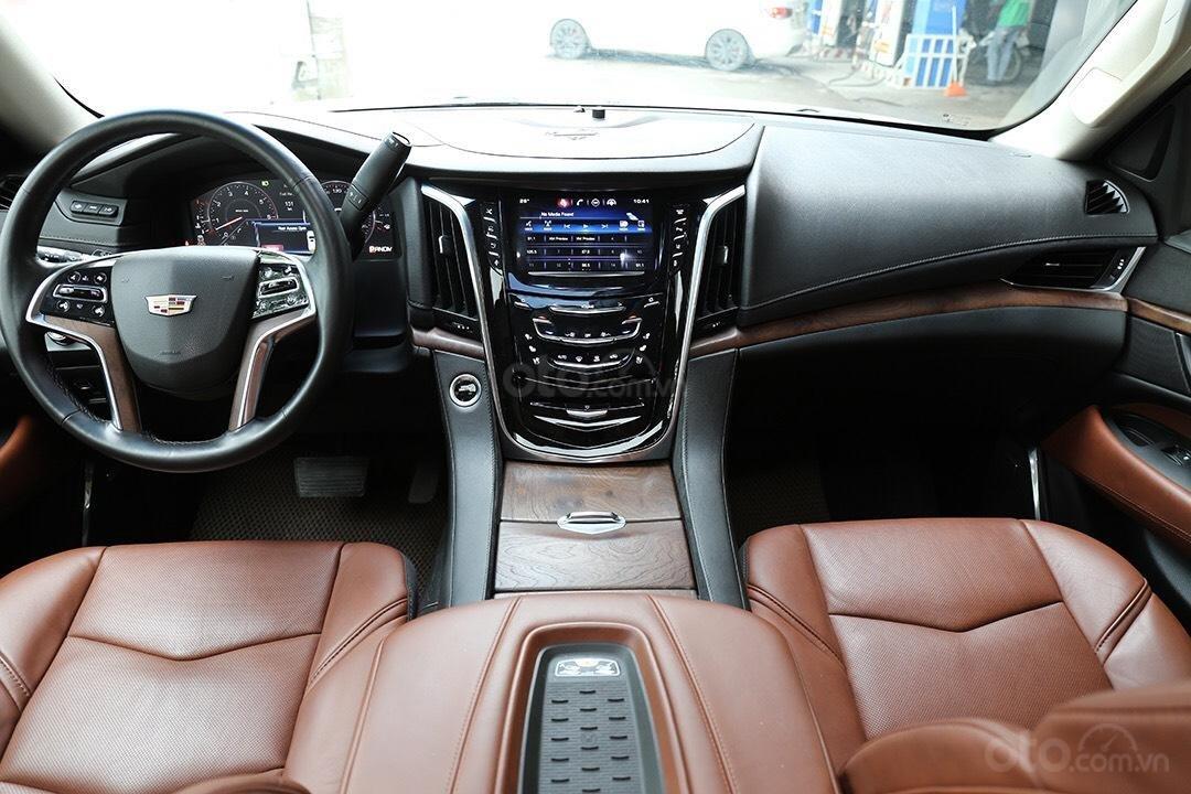Cần bán Cadillac Escalade đời 2016, màu trắng, nhập khẩu-7
