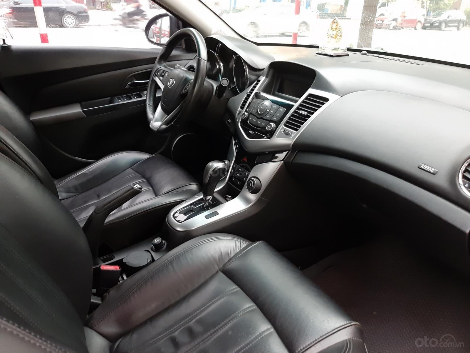 Bán ô tô Daewoo Lacetti CDX 1.6 AT năm 2010, màu đen, xe nhập-8