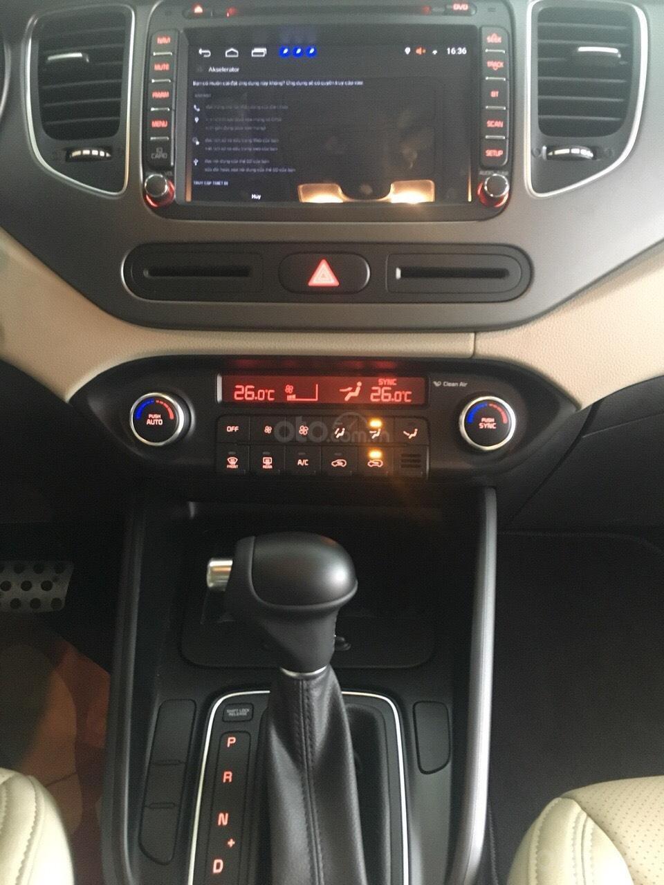 Kia Rondo GAT 2019 option trang bị cao nhất phân khúc minivan giảm tiền mặt + tặng BHVC xe-5