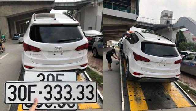 """Hyundai Santa Fe - Dòng xe giúp nhiều người đổi đời nhờ """"có duyên"""" với biển số siêu đẹp a5"""