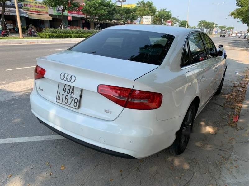 Bán Audi A4 TISF 18T 2013, Đk 2014, nội ngoại thất cực đẹp-2
