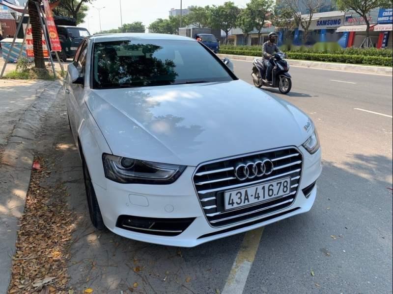 Bán Audi A4 TISF 18T 2013, Đk 2014, nội ngoại thất cực đẹp-0