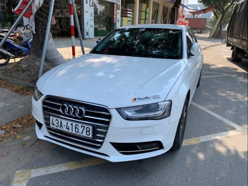 Bán Audi A4 TISF 18T 2013, Đk 2014, nội ngoại thất cực đẹp-1
