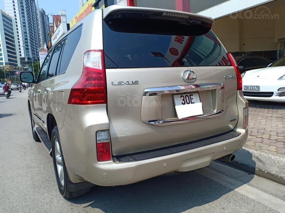 Cần bán xe Lexus GX460 năm 2009, màu vàng cát, xe nhập (3)