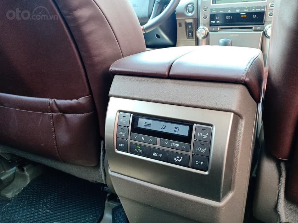 Cần bán xe Lexus GX460 năm 2009, màu vàng cát, xe nhập (8)