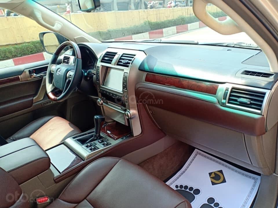 Cần bán xe Lexus GX460 năm 2009, màu vàng cát, xe nhập (5)